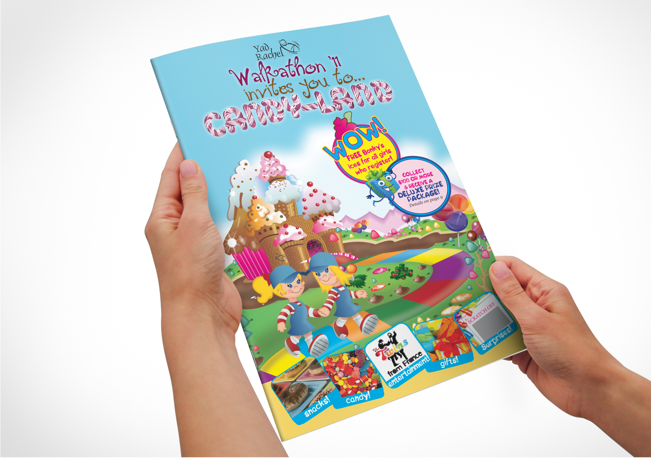 Walk-o-thon-booklet