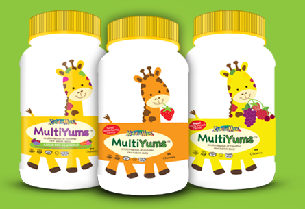 KIDDIEMAX VITAMINS